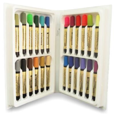 Caneta Magic Color Estojo com 24 cores- série ouro