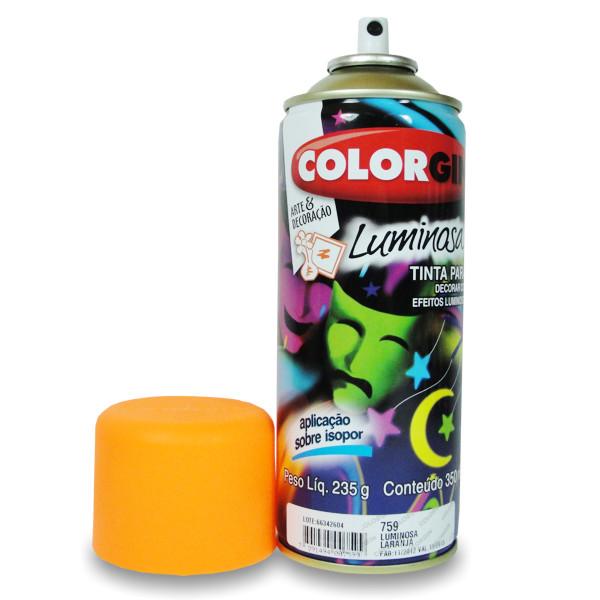Tinta Spray a Base de Água