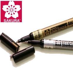 Caneta Sakura Pen Touch