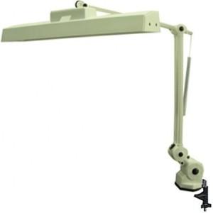luminaria para mesa de desenho branca