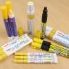 Marcadores Permanente Amarelo