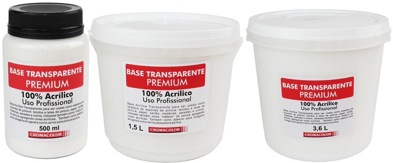 base acrilica mdf profissional profissional premium