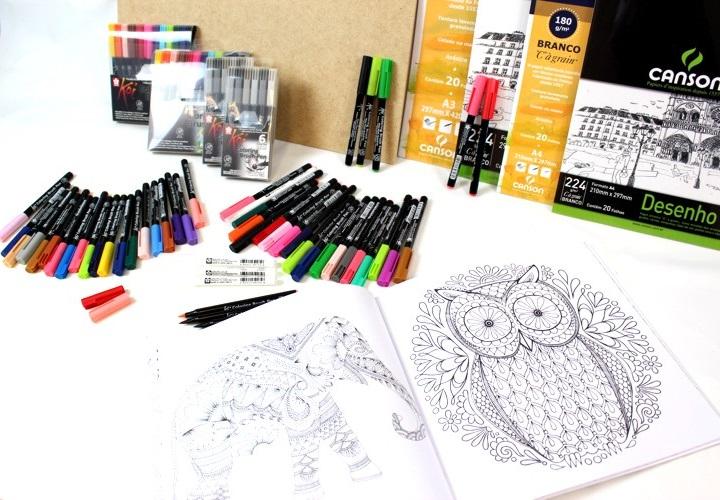 caneta ponta de pincel sakura koi comprar preço