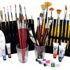 Pincéis para Pintura em Tela