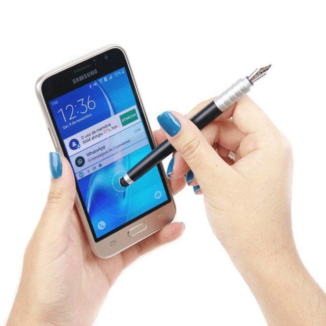 Lindssima Caneta Tinteiro com sistema Touch para celular e tablethellip