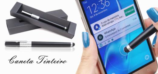 caneta-tinteiro-caligrafia-luxo-preta-pena-fina-presente