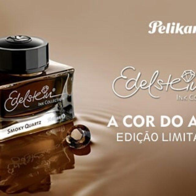 Chegou a nova Cor do Ano! Tinta Edelstein Pelikan parahellip