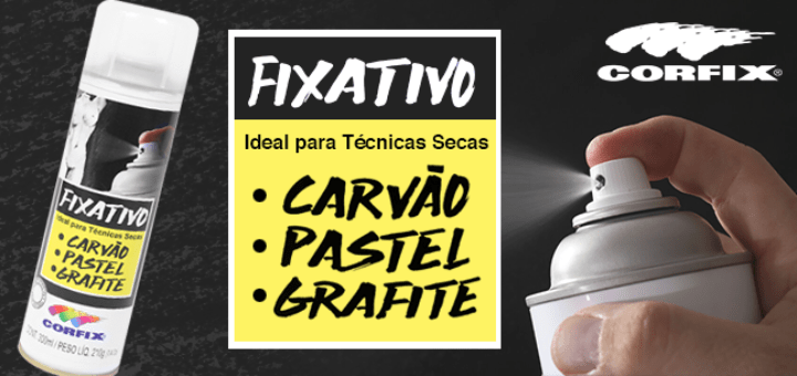 Spray Fixador Corfix